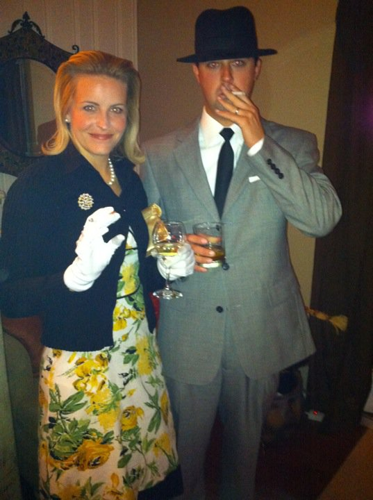 Murder Mystery Halloween Party